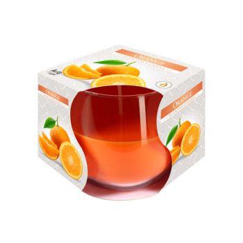 Cosy & Trendy Ct Scented Candle Glass Orange-orange