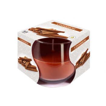 Cosy & Trendy Ct Scented Candle Glass Cinnanmon-brown