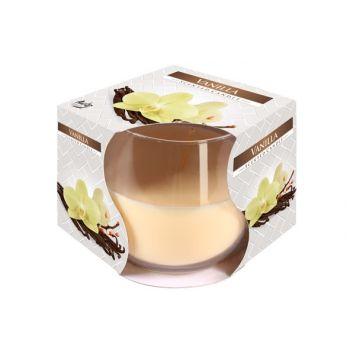 Cosy & Trendy Ct Scented Candle Glass Vanilla-cream