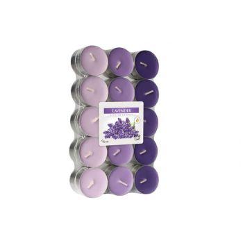 Cosy & Trendy Ct Set 30 Tea Light Lavender-violet