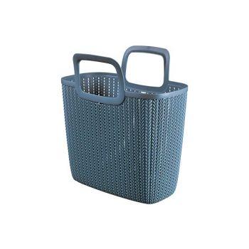 Curver Knit Lily Shopping Bag Misty Blue