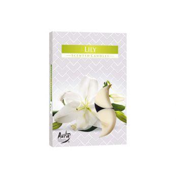 Cosy & Trendy Ct Set 6 Tea Light Lilly 4h