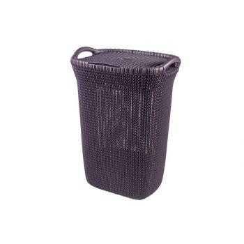 Curver Knit Wasbox 57l Twilight Purple