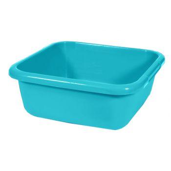 Curver Waschbeckenquadrat 15l Molokai Blau