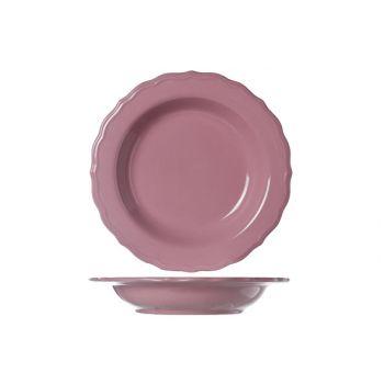 Cosy & Trendy Juliet Pink Deep Plate Bright D23cm