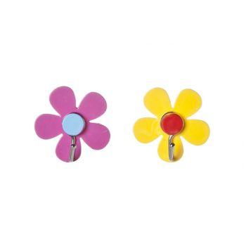 Cosy & Trendy Flower Hook D4cm S2 Types