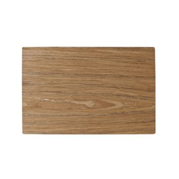 Cosy & Trendy Placemat Wood Nature 43.5x28.5cm