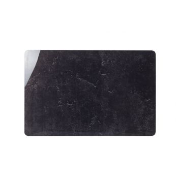 Cosy & Trendy Placemat Modern Marble Dark Grey