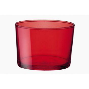 Bormioli Bodega Set 3 Tumbler Red 20 Cl