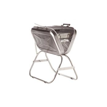 Cosy & Trendy Travel Bbq Stainless Steel 58.5x43xh66cm