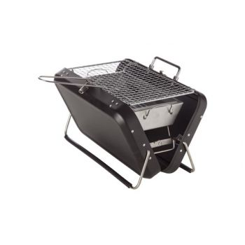 Cosy & Trendy Travel Bbq Iron Powder Coating -foldable