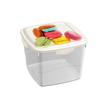 Hega Hogar London Storage Box 2.3l 3 Types Cupcakes