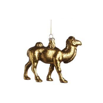 Cosy @ Home Kamel Hanger  Alt Gold 12x3.5x10.5cm