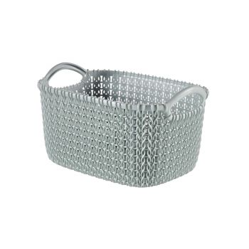 Curver Knit Basket Xs Rh 3l Misty Blue