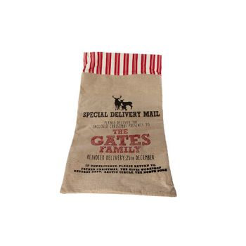 Cosy @ Home Bag The Gates Family Jute  45x0.6x70cm