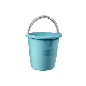 Curver Eimer 10l Standard Molokai Blau
