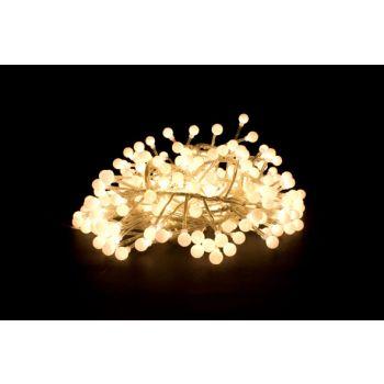 Light Creations Clusterlight Ball Led 3m 176l Warmweiss