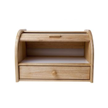 Cosy & Trendy Brotkasten Mit Schublade 40x27xh27 Holz