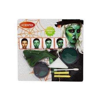 Goodmark Halloween Make Up - Witch Set