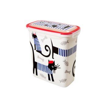 Hega Hogar Pet Hermetic Storage Box 2l 3 Types