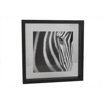 Cosy @ Home Photo Frame Holz Black 30x30xh4cm