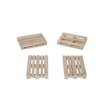 Cosy & Trendy Pallet Mini 8x12x2cm S4 Wood