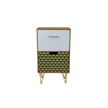 Cosy @ Home Jungle Cabinet Wood 25.5x17x44.5cm
