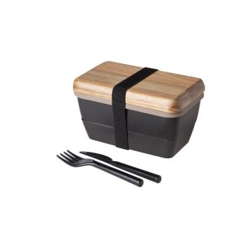 Cosy & Trendy Lunchbox 1.5x9cm With Cutlery