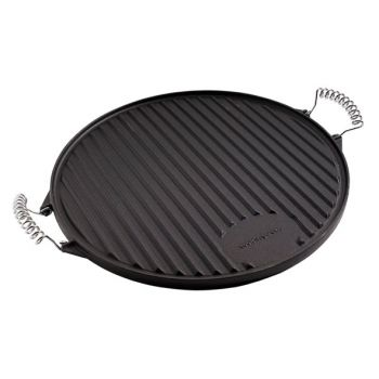 Cook'in Garden Bbq Baking Tray Ro Fonte 39,5 Cm