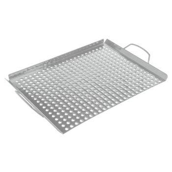 Cook'in Garden Bbq Baking Tray Re Inox 39x28
