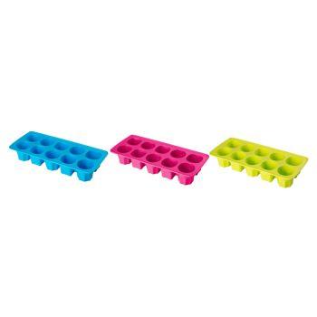 Hega Hogar Flexibler EiswÜrfelhalter 3 Types