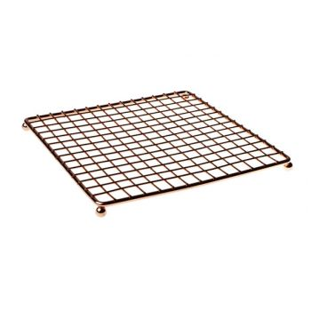 Cosy & Trendy Trivet Copper Plated D20xh1cm