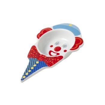 Cosy & Trendy Clown Ice Cream Dish 22.5x14.5cm