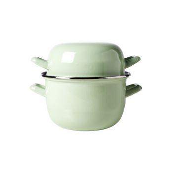 Cosy & Trendy For Professionals Muscheltopf 1,2kg Mint 2,8l D18cm