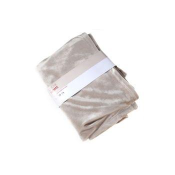 Cosy @ Home Tischlaufer Beige Rechteck Textil 180x40