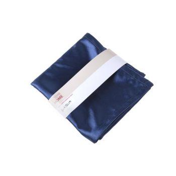 Cosy @ Home Tischlaufer Blau Rechteck Textil 180x40x