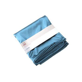 Cosy @ Home Tischlaufer Turkis Rechteck Textil 180x4