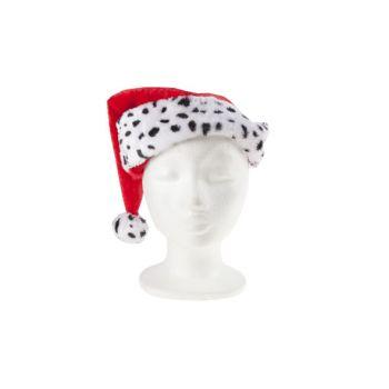 Cosy @ Home Weihnachtsmutze Rot Weiss Textil L30 B40