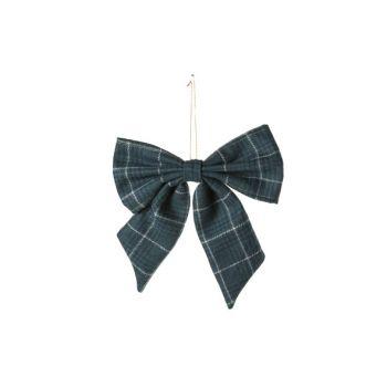 Cosy @ Home Schleife Aufhanger Grun Textil 20x0xh0 C