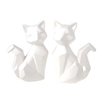 Cosy @ Home Fuchs Ass2 Weiss Keramik 14x0xh0