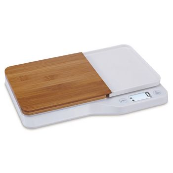 Cosy & Trendy Electronic Kitchen Scale Wood 5kg