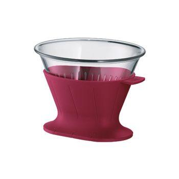 Alfi Coffee Filter 2 Tassen Rubin Rot