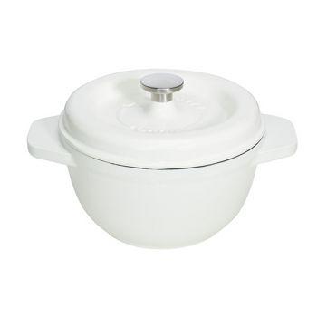 Godin Fonte Casserole White 23cm-3.0l
