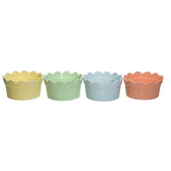 Cosy & Trendy Crown Ice Cream Dish D10xh5.2cm
