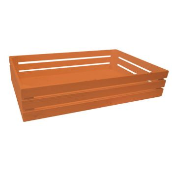 Bisetti Gnbox 1-1 Wood Orange-brown