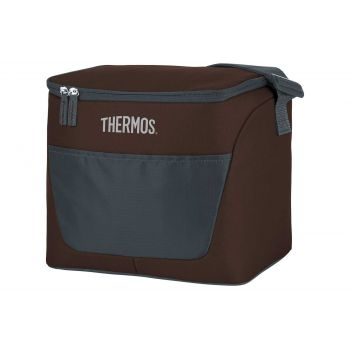 Thermos New Classic Kuhltasche 13l Braun