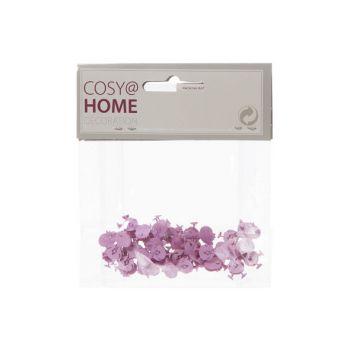 Cosy @ Home Huhn Deco 24pcs In Polybag Rosa 2x2cm Ho