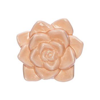 Cosy @ Home Blume Peach 10,1x10xh5cm Porzellan