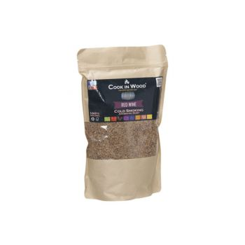 Cook In Wood Smoke Dust Red Wine 500g