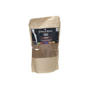 Cook In Wood Smoke Dust Cognac 500g